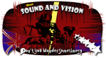 Sound and Vision logo Illustrator 2010