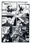 Starduster intro - page 3 - pencil and ink 1978