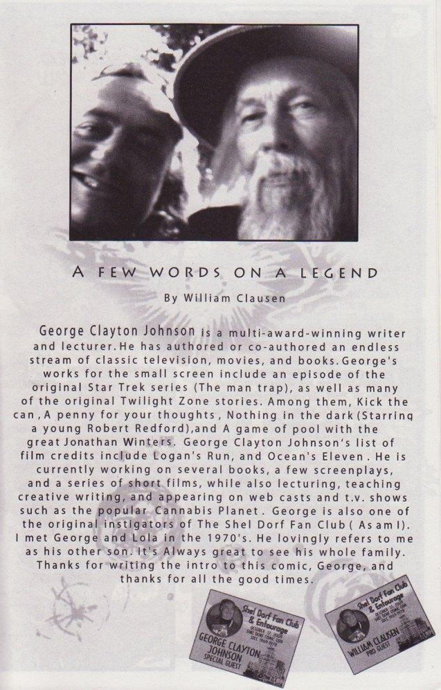 William Clausen & George Clayton Johnson