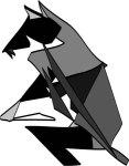 wolf illustrator - 2001
