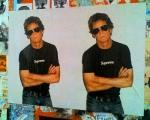 Lou Reed Supreme x