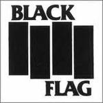 Black Flag Logo-Raymond Pettibon