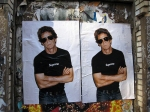 Lou Reed Supreme T Shirt-Street Art-1