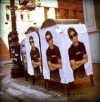Lou Reed Supreme T Shirt-Street Art-2-AKA photo