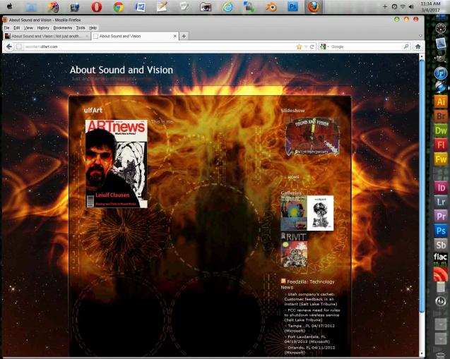 modified inferno theme screenshot