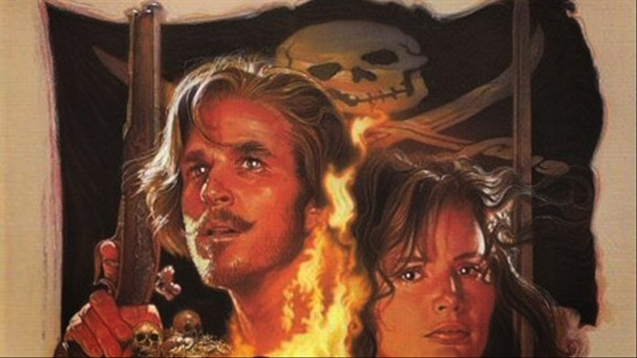 Cutthroat Island Matthew Modine-Crop