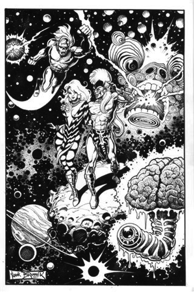 Frank Brunner STAR DUSTER