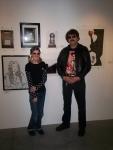 Leiulf & Xandra-Clark College Art Annual-2012