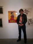 Leiulf Clausen-Clark College Art Annual-2012