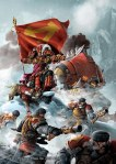 25-Khador-Warmachine-Digital-Painting-Privateer-Press