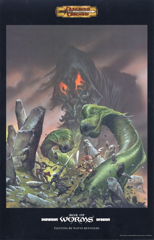 Age of Worms-Wayne Reynolds