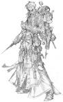 Alchemist Sketch-Wayne Reynolds