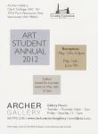 Clark College Art Annual-2012