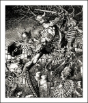 Skeleton Warriors - Barry Windsor Smith