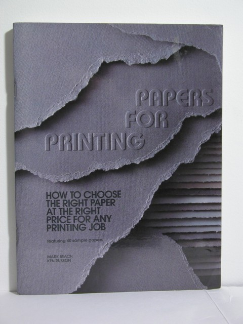 Papers for Printing