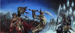 Dungeon Poster-Wayne Reynolds