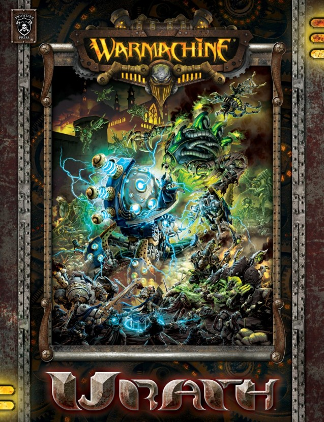 Warmachine Wrath-Andrea-Uderzo