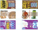 Mexican Money 3 Directions - Leiulf Clausen