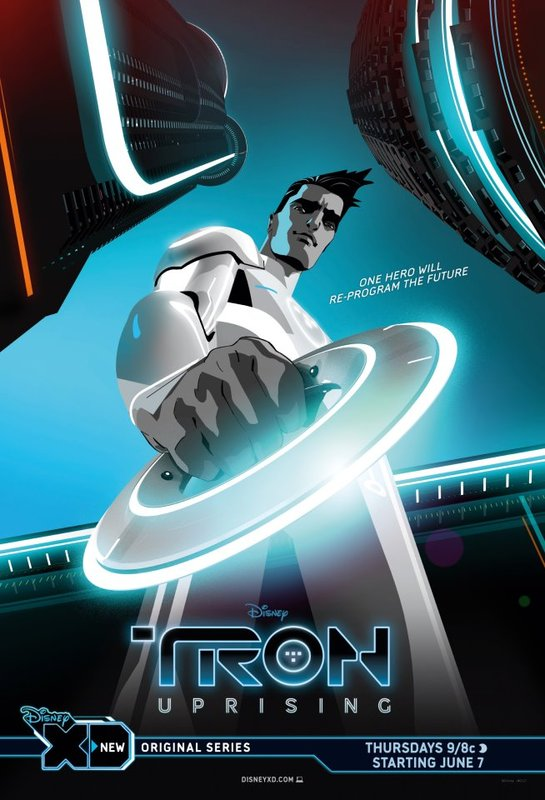TRON-Uprising-Poster-1