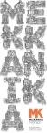 MEKKANIKA-Typeface-Riccardo Sabatini