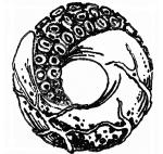 Tentacle Font Leiulf Clausen