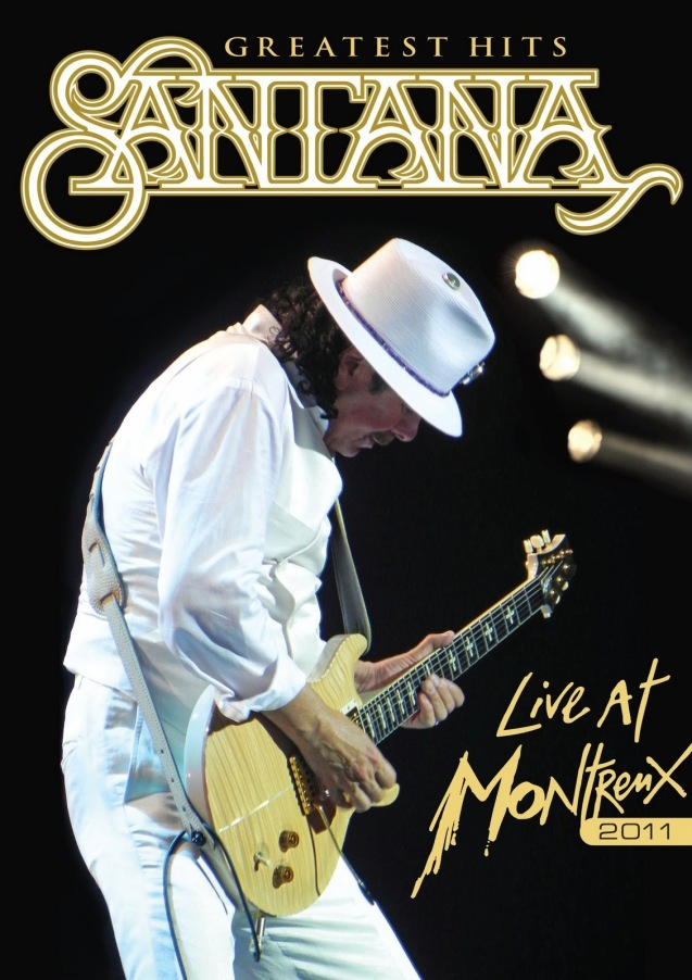 SANTANA - live at Montreux 2011