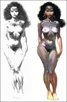 Frank Frazetta-1990s Nudes