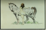 Frank Frazetta-Drawing-18