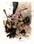 Frank Frazetta-Drawing-10