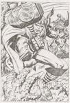Jack Kirby B&W-15