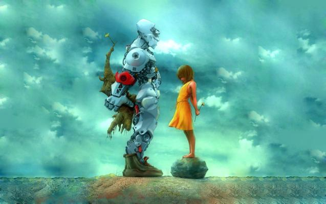 In-Love-Robot