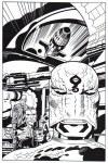 Jack Kirby B&W-9