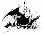 Frank Frazetta-Drawing-7