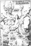 Jack Kirby B&W-16