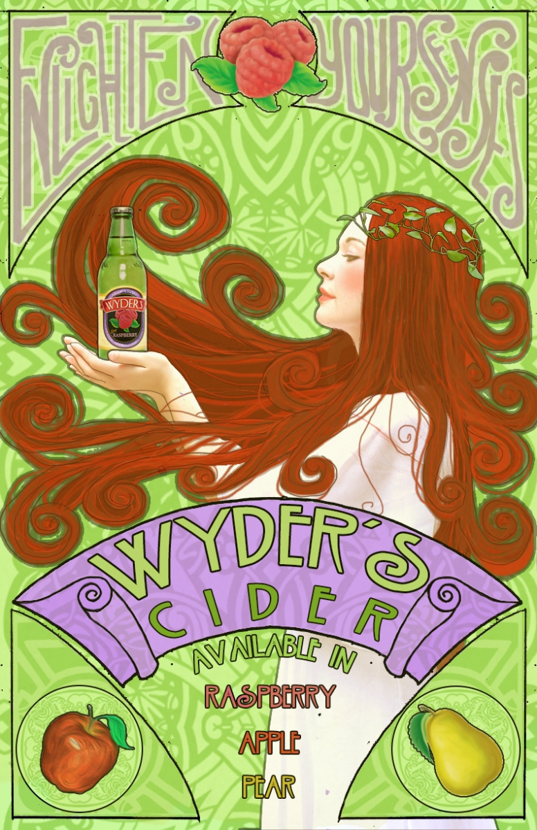 Wyders Poster-Heather Clausen
